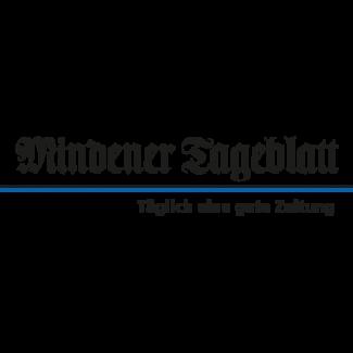 Cake my Day - Dein Backwettbewerb für den guten Zweck aus Minden · Logo Mindener Tageblatt